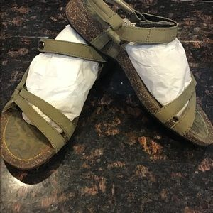 Teva Sandals size 9